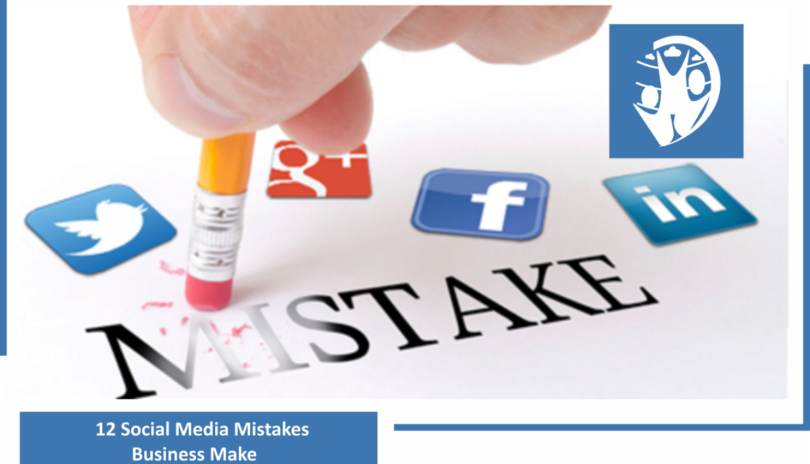 12 social media mistake brands make