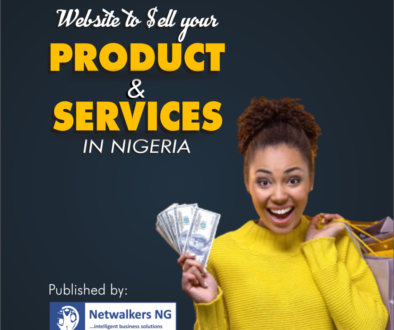 [BLOG POST] Website to sell your product and services in Nigeria