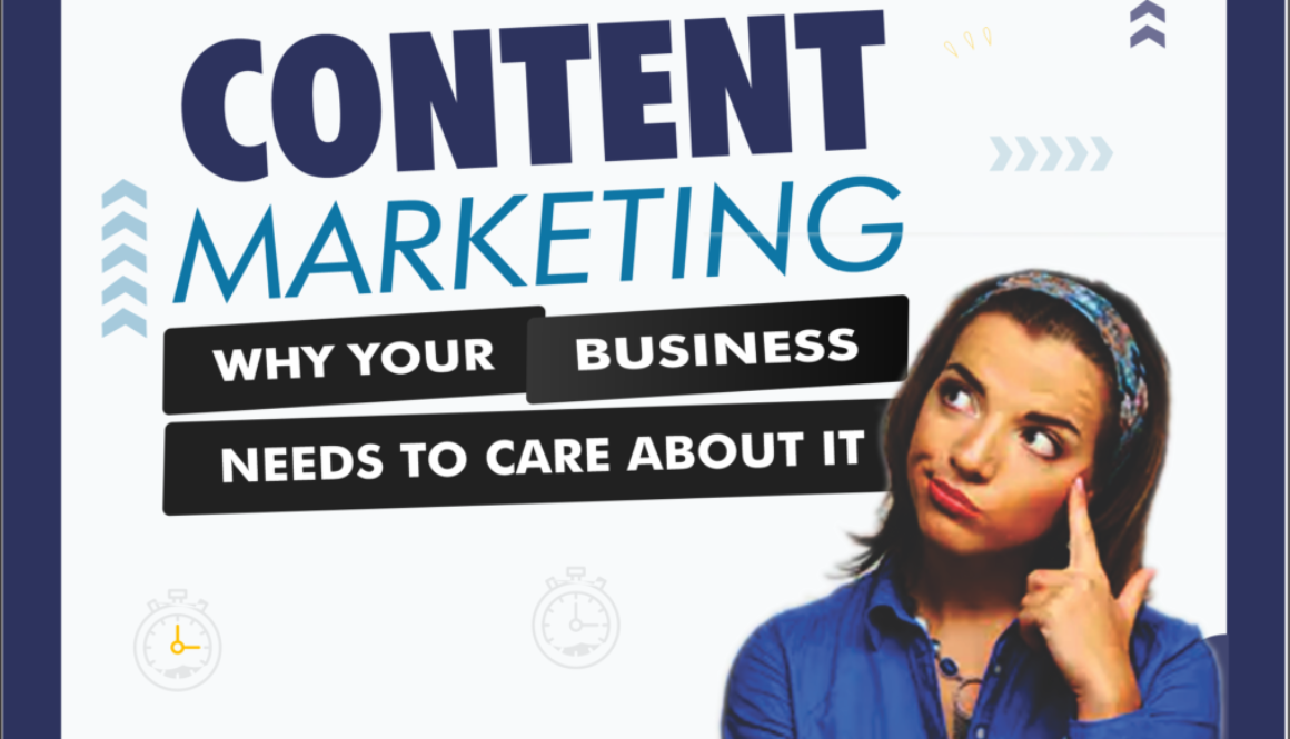 [BLOG POST] content marketing - why your business needs to care about it