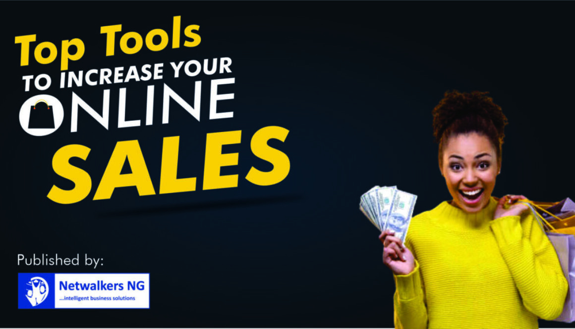 Top tools to increase your online sales