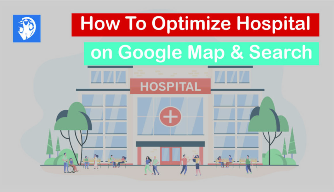show hospital on map and search