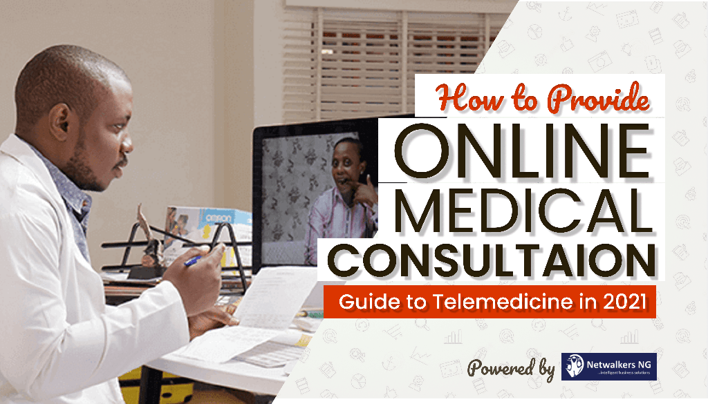 How to Provide Online Medical Consultation