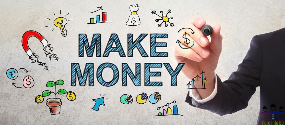 Make money with E-commerce
