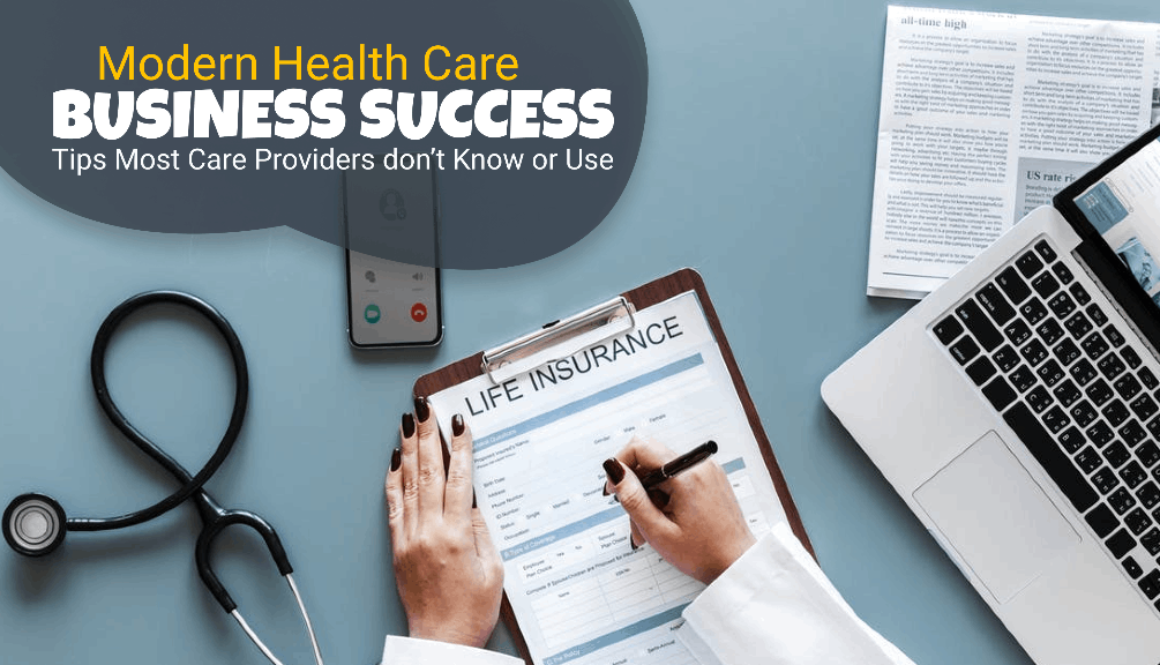 Modern Health Care Business Success Tips