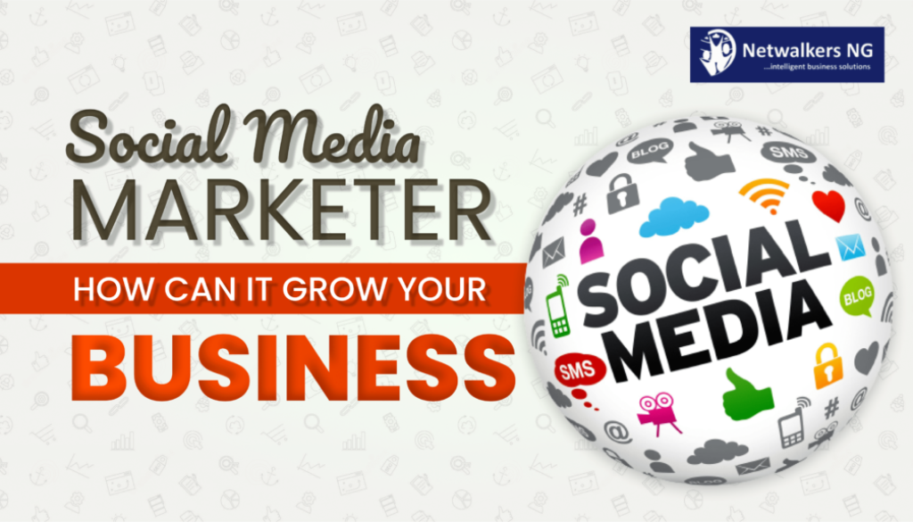 why social media marketer