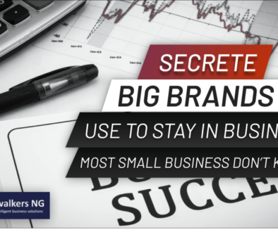 Secrete Big Brands Use To Stay Business Most Small Businesses Don't Know